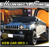 13 seater Hummer graphic