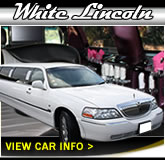 8 seater Lincoln Town Car graphic